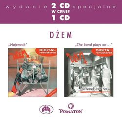 DŻEM - NAJEMNIK/THE BAND PLAYS ON... - Album 2 płytowy (CD)