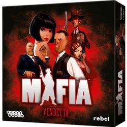 Mafia: Vendetta edycja polska gra karciana