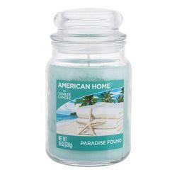 Yankee Candle American Home Paradise Found świeczka zapachowa 538 g unisex