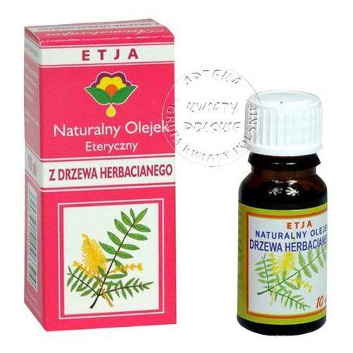 Olejki zapachowe, OLEJEK eteryczny z drzewa herbacianego 10ml