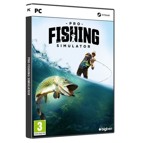 Gry PC, Fishing Symulator (PC)