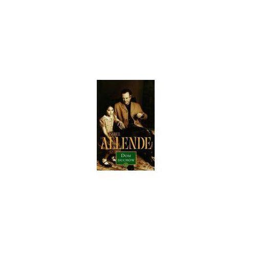 Literatura kobieca, obyczajowa, romanse, Dom duchów (opr. broszurowa)