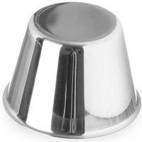 Blachy do pieczenia gastronomiczne, Hendi Foremka do zapiekania ze stali nierdzewnej | śr.60 - 80mm - kod Product ID