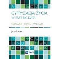 Biblioteka biznesu, Cyfryzacja życia w erze Big Data. Człowiek, Biznes, Państwo - Jerzy Surma (opr. miękka)