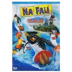 Na fali (DVD) - Ash Brannon, Chris Buck DARMOWA DOSTAWA KIOSK RUCHU