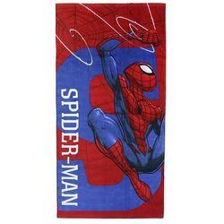 Ręcznik kąpielowy / plażowy dla dzieci Spiderman Red