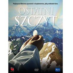Ostatni szczyt - film DVD wyprzedaż 06/18 (-20%)