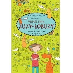 Pamiętnik Zuzy-Łobuzy. Niech was łoś kopnie
