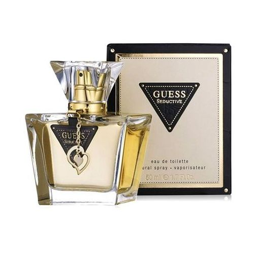 Wody toaletowe damskie, Guess Seductive Woman 50ml EdT