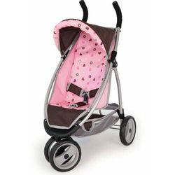 Bayer Design Trójkołowy wózek dla lalek