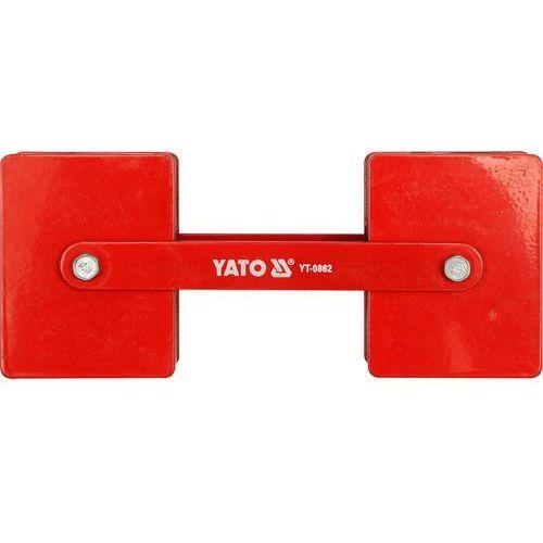 Akcesoria spawalnicze, Spawalniczy regulowany wspornik magnetyczny / YT-0862 / YATO - ZYSKAJ RABAT 30 ZŁ
