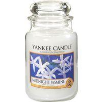 Świeczki, Yankee Candle Midnight Jasmine aromatyczna świeca zapachowa słoik duży 623 g