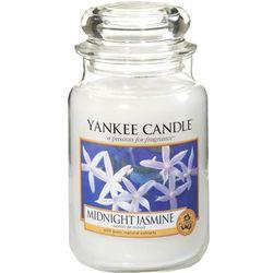 Yankee Candle Midnight Jasmine aromatyczna świeca zapachowa słoik duży 623 g