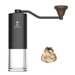 Timemore - Chestnut G1 Plus Black, Titanium Burrs - Młynek do kawy
