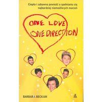Książki dla młodzieży, One Love One Direction (opr. miękka)