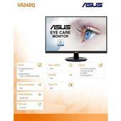 LCD Asus VA24DQ