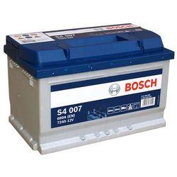 Akumulator Bosch 12V 72Ah 680A S4007 P+ niski