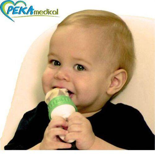 Grzechotki i gryzaki, Gryzaczek do karmienia niemowląt Nikidom