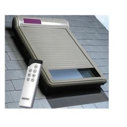 Roleta zewnętrzna Fakro ARZ Solar 13 78x160