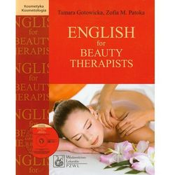 English for Beauty Therapists z płytą CD (opr. miękka)