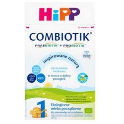 Hipp Combiotik 1 ekologiczne mleko od chwili narodzin, 600g