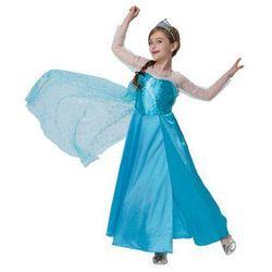 Kostium Księżniczka Lodu dla dziewczynki - M - 116 cm