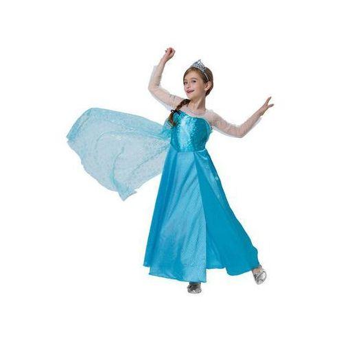 Kostiumy dla dzieci, Kostium Księżniczka Lodu dla dziewczynki - M - 116 cm