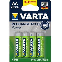 Varta Akumulator HR06/AA (Blister 4szt) 2100mAh Darmowy odbiór w 21 miastach!