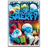 Filmy animowane, Smerfy: Opowieść wigilijna (DVD) - Troy Quane DARMOWA DOSTAWA KIOSK RUCHU