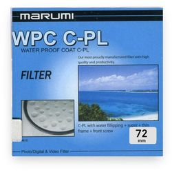 Marumi Water-Proof Coated PL-C 72mm