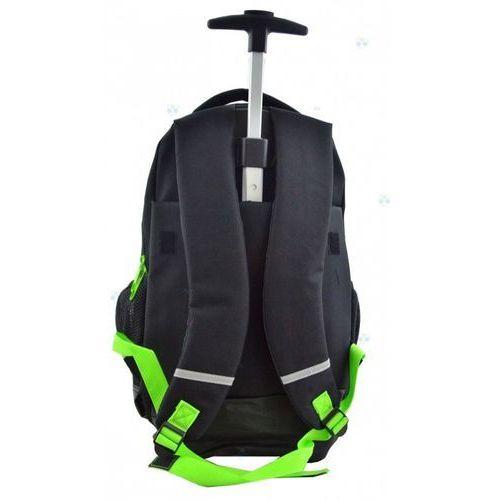 b782beaac7379 Tornistry i plecaki szkolne, Plecak na kółkach Dream Big