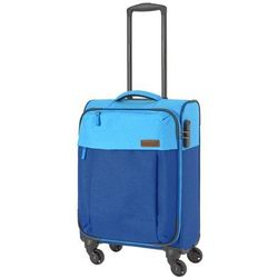 Travelite Neopak walizka mała kabinowa 20/55 cm / niebieska - niebieski