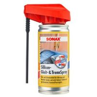 Oleje silnikowe, Sonax Silikon- Gleit- und TrennSpray m. EasySpray 100 Mililitr Spray