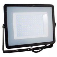 Naświetlacze zewnętrzne, Naświetlacz halogen zewnętrzny 100W SAMSUNG LED V-TAC