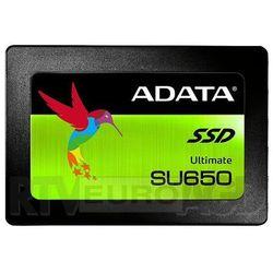 Adata Ultimate SU650 480GB - produkt w magazynie - szybka wysyłka!