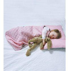 Śpiworek niemowlęcy pikowany Flaming Muzpony 80 cm