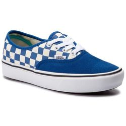 Tenisówki VANS - Comfycush Authent VN0A3WM7VNA1 (Checker) Lapis Blue/True
