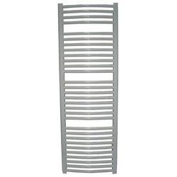 Grzejnik łazienkowy York - wykończenie zaokrąglone, 400x1200, Biały/RAL - paleta RAL