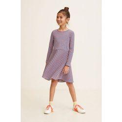 Mango Kids - Sukienka dziecięca Caplan 110-152 cm