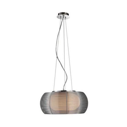 Lampy sufitowe, TANGO LAMPA WISZĄCA ZUMA LINE MD1104-2L SILVER
