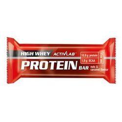 Baton wysokobiałkowy ACTIVLAB High Whey Protein Bar 80g