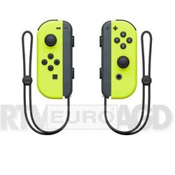Kontroler NINTENDO Switch Joy-Con Neon Yellow