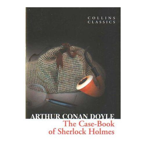 Książki do nauki języka, The Case-book of Sherlock Holmes (opr. miękka)