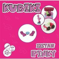 Pozostałe zabawki, Kubiki Pinky ABINO