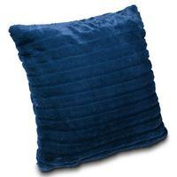 Poszewki, AlbaniPoszewka na poduszkę-jasiek Berlin niebieski, 50 x 50 cm,