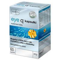 Leki poprawiające wzrok i słuch, Eye Q kaps. - 60 kaps.