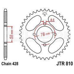 Zębatka tylna stalowa JT 810-41, 41Z, rozmiar 428 2300822 Suzuki RV 125, Hyosung RT 125