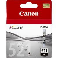 Tusze do drukarek, Canon CLI521BK 2933B001/ DARMOWY TRANSPORT DLA ZAMÓWIEŃ OD 99 zł