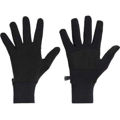 Rękawiczki, Icebreaker Sierra Rękawiczki, black XL   10 2020 Rękawiczki dotykowe do smartphona
