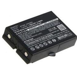 Bateria Ikusi TM70 BT06K 2303692 FUA48 FUA49 600mAh 2.9Wh NiMH 4.8V
